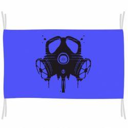 Флаг The Chemodan Clan противогаз
