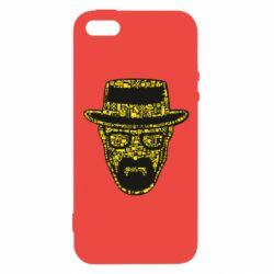 Купить Во все тяжкие, Чехол для iPhone5/5S/SE The Chronicle Walter White, FatLine