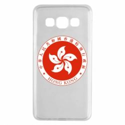 Чехол для Samsung A3 2015 The coat of arms of Hong Kong