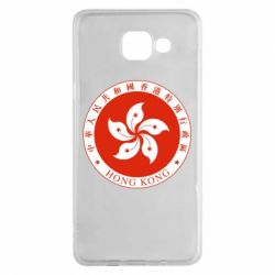 Чехол для Samsung A5 2016 The coat of arms of Hong Kong