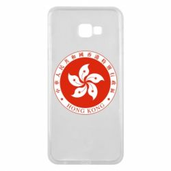 Чехол для Samsung J4 Plus 2018 The coat of arms of Hong Kong