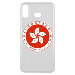 Чехол для Samsung A6s The coat of arms of Hong Kong
