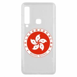 Чехол для Samsung A9 2018 The coat of arms of Hong Kong