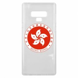 Чехол для Samsung Note 9 The coat of arms of Hong Kong