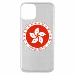 Чехол для iPhone 11 The coat of arms of Hong Kong