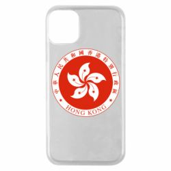 Чехол для iPhone 11 Pro The coat of arms of Hong Kong