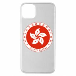 Чехол для iPhone 11 Pro Max The coat of arms of Hong Kong
