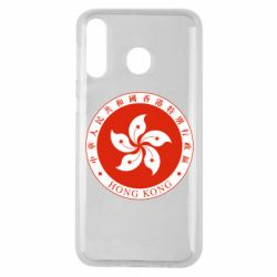 Чехол для Samsung M30 The coat of arms of Hong Kong