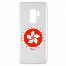 Чехол для Samsung S9+ The coat of arms of Hong Kong