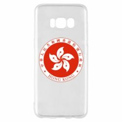 Чехол для Samsung S8 The coat of arms of Hong Kong
