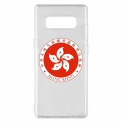 Чохол для Samsung Note 8 The coat of arms of Hong Kong