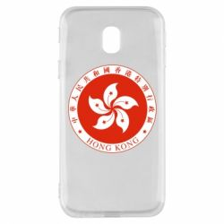 Чехол для Samsung J3 2017 The coat of arms of Hong Kong