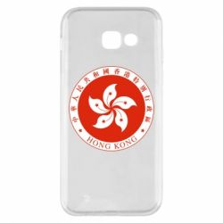 Чехол для Samsung A5 2017 The coat of arms of Hong Kong