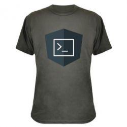 Камуфляжна футболка The code