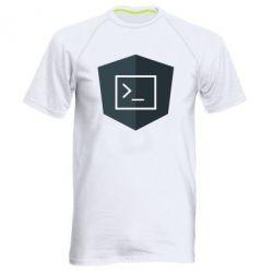 Чоловіча спортивна футболка The code