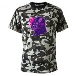 Камуфляжная футболка The Dark Side Art - FatLine