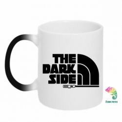 Кружка-хамелеон The dark side