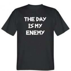 Футболка The day is my enemy