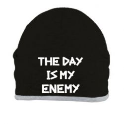 Шапка The day is my enemy