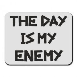 Коврик для мыши The day is my enemy