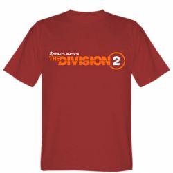 Чоловіча футболка The division 2 logo