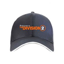 Кепка The division 2 logo