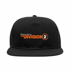 Снепбек The division 2 logo