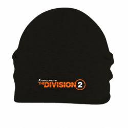 Шапка на флісі The division 2 logo