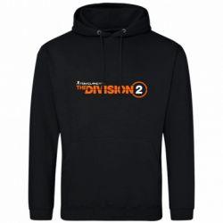Чоловіча толстовка The division 2 logo