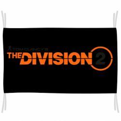 Прапор The division 2 logo