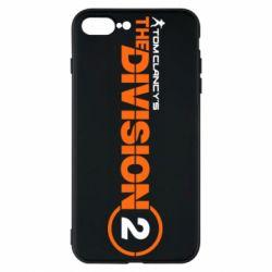 Чохол для iPhone 7 Plus The division 2 logo