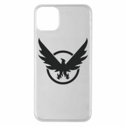 Чохол для iPhone 11 Pro Max The Division logo