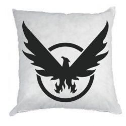 Подушка The Division logo