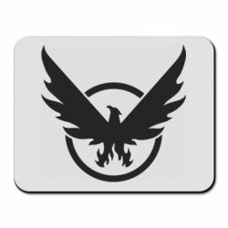 Килимок для миші The Division logo