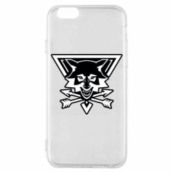 Чохол для iPhone 6/6S The Division wolf