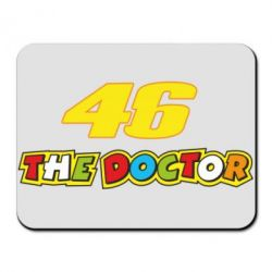 Коврик для мыши The Doctor Rossi 46 - FatLine
