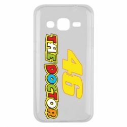 Чохол для Samsung J2 2015 The Doctor Rossi 46