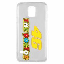 Чохол для Samsung S5 The Doctor Rossi 46