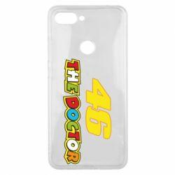 Чехол для Xiaomi Mi8 Lite The Doctor Rossi 46
