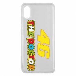 Чехол для Xiaomi Mi8 Pro The Doctor Rossi 46