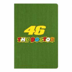 Блокнот А5 The Doctor Rossi 46