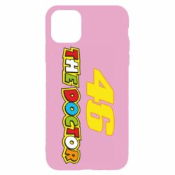 Чохол для iPhone 11 Pro Max The Doctor Rossi 46