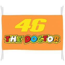 Флаг The Doctor Rossi 46