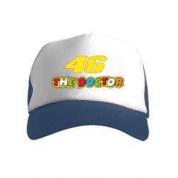 Дитяча кепка-тракер The Doctor Rossi 46