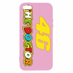 Чехол для iPhone5/5S/SE The Doctor Rossi 46