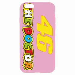 Чехол для iPhone 6/6S The Doctor Rossi 46