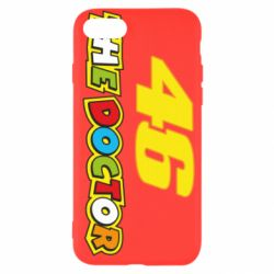 Чехол для iPhone 7 The Doctor Rossi 46