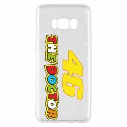 Чохол для Samsung S8 The Doctor Rossi 46