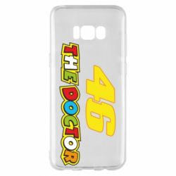 Чохол для Samsung S8+ The Doctor Rossi 46