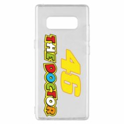 Чехол для Samsung Note 8 The Doctor Rossi 46